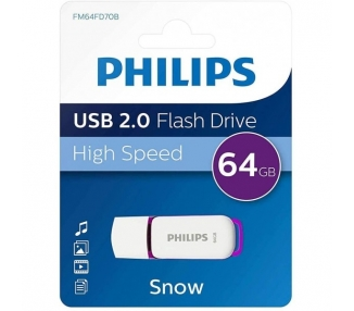 Philips Snow Series USB 2.0 64GB