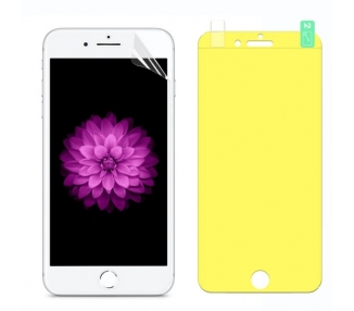 Protector Pantalla TPU iPhone 6 Plastico Flexible Curvo