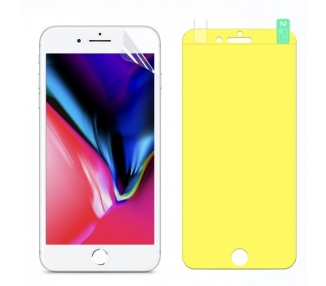 Protector Pantalla TPU iPhone 7 / 8 Plastico Flexible Curvo