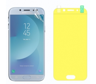 Protector Pantalla TPU Samsung Galaxy J7 2017 Plastico Flexible Curvo