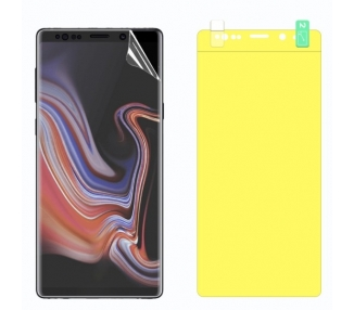 Protector Pantalla TPU Samsung Galaxy Note 9 Plastico Flexible Curvo