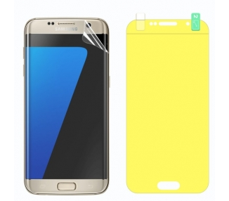 Protector Pantalla TPU Samsung Galaxy S7 Plastico Flexible Curvo