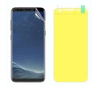 Protector Pantalla TPU Samsung Galaxy S8 Plastico Flexible Curvo