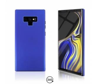 Funda Doble Samsung Galaxy NOTE 9 Silicona Delantera y Trasera 360 - 4 Colores ARREGLATELO - 2