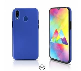 Funda Doble Samsung Galaxy M20 Silicona Delantera y Trasera - 4 Colores ARREGLATELO - 2
