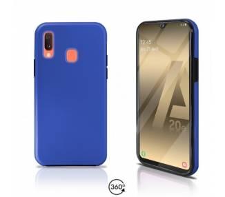 Funda Doble Samsung Galaxy A20E Silicona Delantera y Trasera - 4 Colores ARREGLATELO - 2