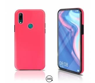 Funda Doble Huawei P Smart Z Silicona Delantera y Trasera 360 - 4 Colores ARREGLATELO - 2
