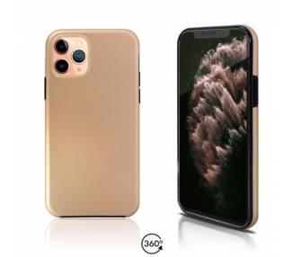 Funda Doble iPhone 11 Pro Silicona Delantera y Trasera 360 - 4 Colores ARREGLATELO - 2