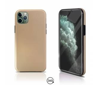 Funda Doble iPhone 11 Pro Max Silicona Delantera y Trasera 360 - 4 Colores ARREGLATELO - 2