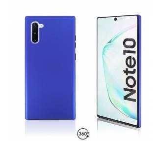 Funda Doble Samsung Galaxy Note 10 Silicona Delantera y Trasera 360 - 4 Colores ARREGLATELO - 2