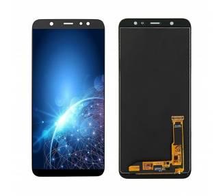 Pantalla LCD Completa para Samsung Galaxy A6 Plus 2018 SM-A605F A605 Oled Negra ARREGLATELO - 2