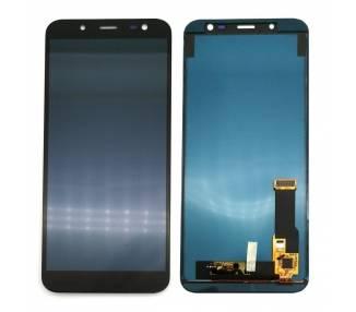 Pantalla LCD Completa para Samsung Galaxy A6 2018, SM-A600F, A600, Negra