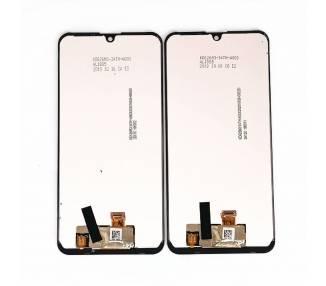 Pantalla LCD Completa para LG Q60 , K50 , K12 Prime Negra