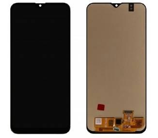 Pantalla Completa Para Samsung Galaxy A20 A205FN SM-A205FN Oled Negra ARREGLATELO - 2