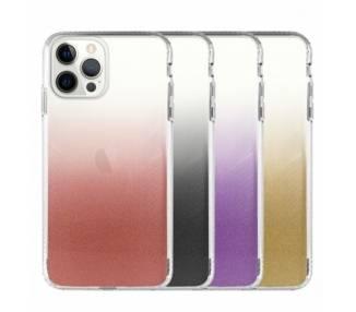 Funda Antigolpe Gradiente para iPhone 12 6,7'' - 4 Colores ARREGLATELO - 1