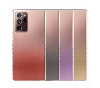 Funda Antigolpe Gradiente para Samsung Galaxy Note 20 Ultra - 4 Colores ARREGLATELO - 1