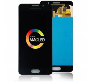 Pantalla LCD Completa para Samsung Galaxy A310 Oled Negra ARREGLATELO - 2