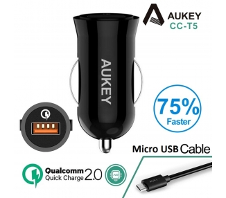 Aukey CC-T5 Car Charger