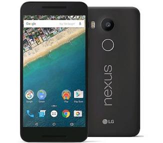 LG Nexus 5X - 32GB - Negro - Libre - A+ LG - 2