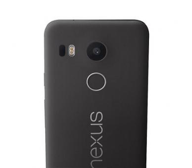 LG Nexus 5X - 32 GB - Zwart - Simlockvrij - A + LG - 3