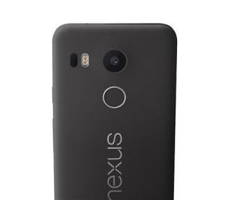 LG Nexus 5X - 32GB - Negro - Libre - A+ LG - 3