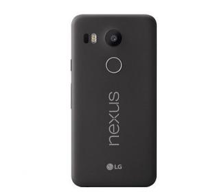 LG Nexus 5X - 32GB - Negro - Libre - A+ LG - 4