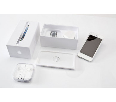 Apple iPhone 5 16GB - Blanco - Libre - A+ Apple - 1