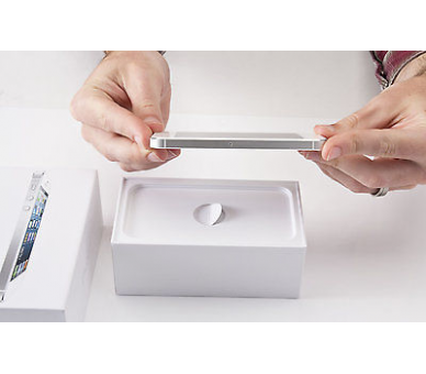 Apple iPhone 5   White   16GB   Refurbished   Grade A+ Apple - 2