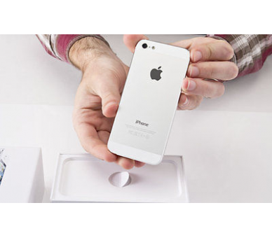 Apple iPhone 5 16GB - Blanco - Libre - A+ Apple - 3