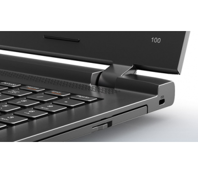 "Lenovo IdeaPad 100-15IBY 2.16GHz N2840 15.6 1366 x 768 Pixels Black""  - 9"