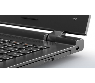 "Lenovo IdeaPad 100-15IBY 2.16GHz N2840 15.6 1366 x 768Pixeles Negro"" _ 15.6""  - 9"