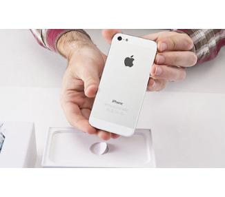 Apple iPhone 5 32GB - Blanco - Libre - A+ Apple - 3