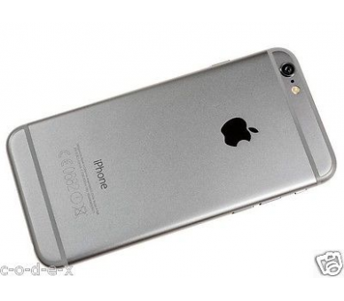 Apple iPhone 6 | Grey | 16GB | Refurbished | Grade A+ | No Touch iD Apple - 3