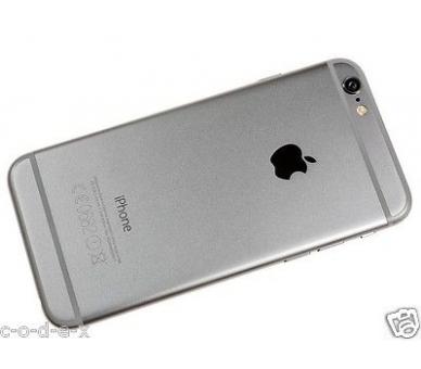 "Apple iPhone 6 Smartphone libre iOS 4.7"" 8Mp 16GB Gris Espacial NTI Apple - 3"