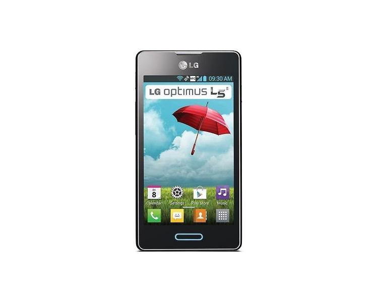 LG Optimus L5 | Black | 4GB | Refurbished | Grade A+ LG - 1