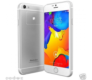 Blackview Ultra A6 Quad Core 8GB GPS 3G Dual Sim Android Wit Blackview - 1