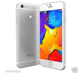 Blackview Ultra A6 Quad Core 8GB GPS 3G Dual Sim Android Blanco Blackview - 1