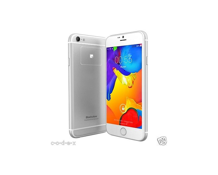 Blackview Ultra A6 Quad Core 8 GB GPS 3G Dual Sim Android biały