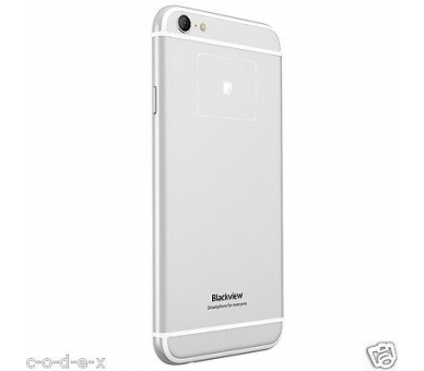 Blackview Ultra A6 Quad Core 8GB GPS 3G Dual Sim Android Wit Blackview - 2