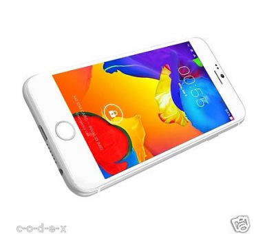 Blackview Ultra A6 Quad Core 8GB GPS 3G Dual Sim Android Wit Blackview - 4
