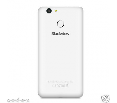 "Blackview Ultra E7 Quad Core 16GB GPS 4G Android 6.0 5.5 Wit "" Blackview - 2"