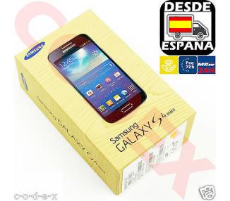 Samsung Galaxy S4 mini 8GB 4G - Niebieski - Bez blokady - A +