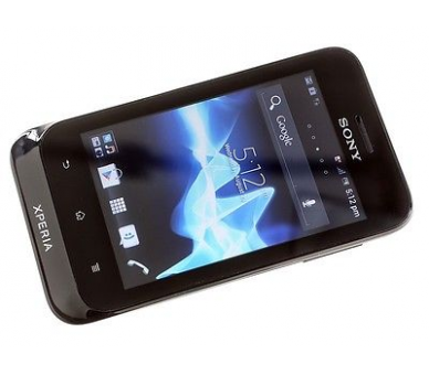 Sony Xperia Tipo | Black | 4GB | Refurbished | Grade A+ Sony - 1