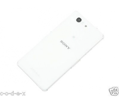 Sony XPeria Z3 Compact Mini Wit - Gratis - A + Sony - 12