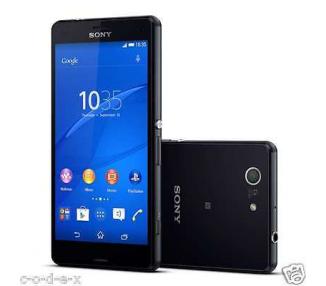 Sony Xperia Z3 Compact | Black | 16GB | Refurbished | Grade A+