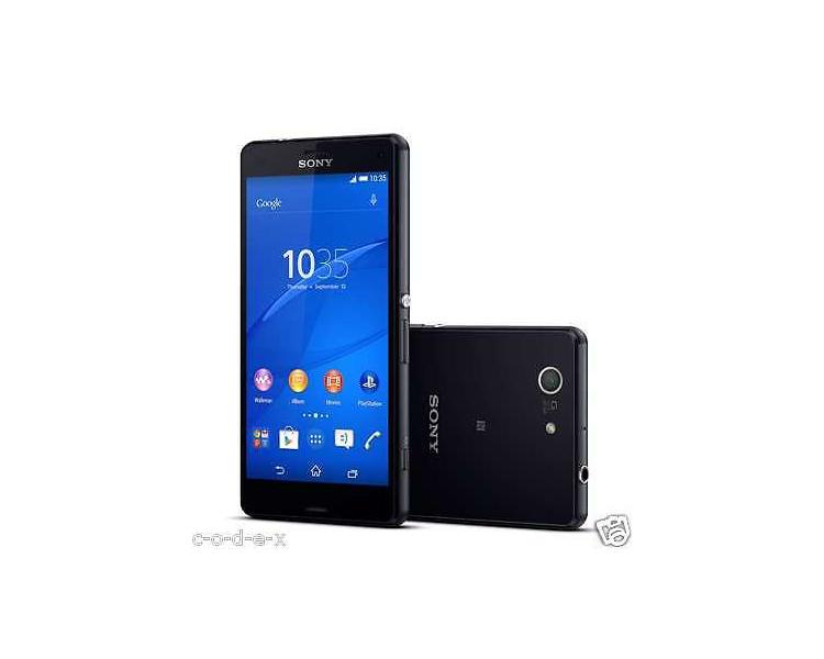 Sony Xperia Z3 Compact Mini Zwart - Simlockvrij - A + Sony - 1