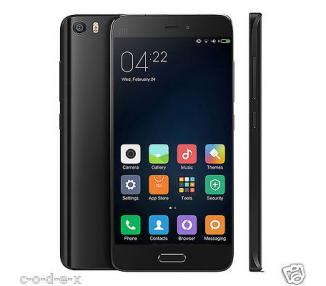 Xiaomi Mi5 Mi 5 Snapdragon 820 3GB Ram 32GB Rom GPS Wielojęzyczny czarny