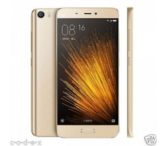 Xiaomi Mi 5   Gold   32GB   Refurbished   Grade New