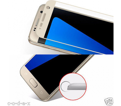 2D Curved Screen Protector for Samsung Galaxy S7  - 3