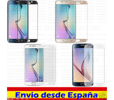 3D Curved Screen Protector for Samsung Galaxy S6 Edge  - 2